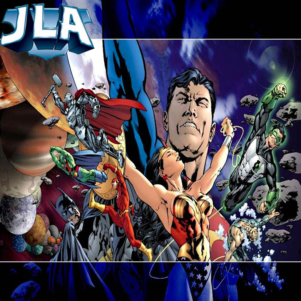 Jusice League Mod for Freedom Force