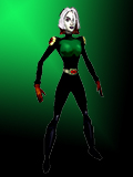 X-Men Evolution Rogue