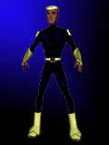 X-Men Evolution Spyke