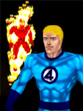 Flame-On! Johnny Storm