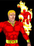 Flame-On! Human Torch (Golden Age)