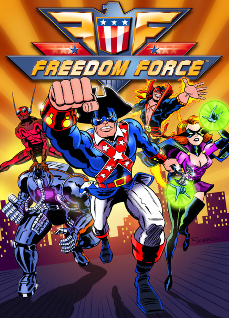 Freedom Force game